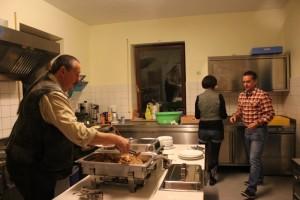 Impressionen aus der Küche